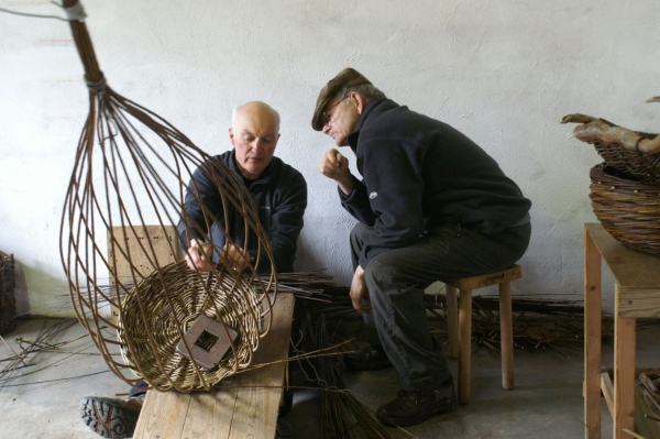 Northumbria Basketry Group Basket Making Courses
